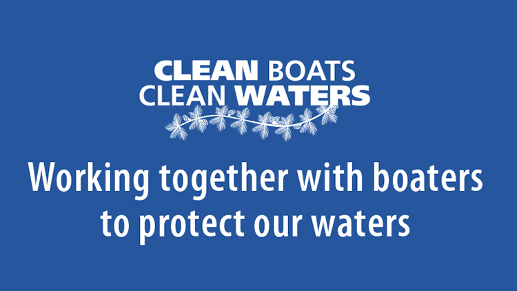 Clean Boats, Clean Waters