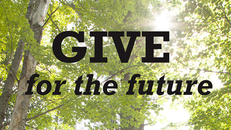 Give for the Future